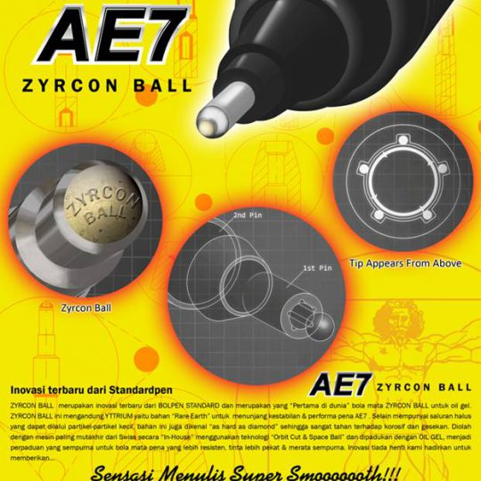 AE7 Zyrconball