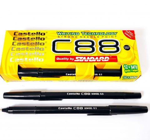 C88 black